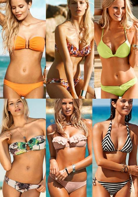 Bikinis 2012 de &
