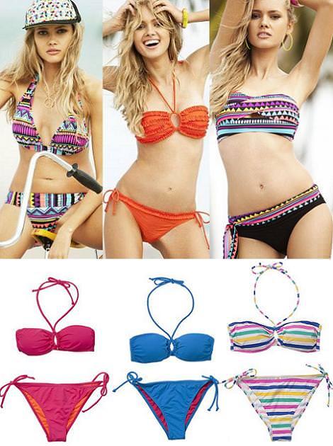 Bikinis 2012 de Primark