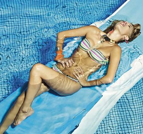 Bikinis Bershka primavera verano 2013