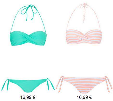 Bikinis de Blanco 2013