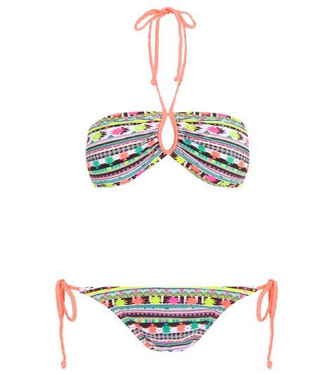 Bikinis de Blanco primavera verano 2013