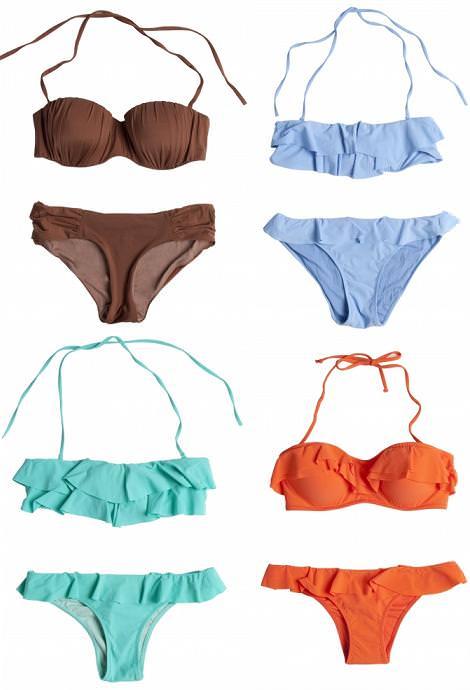Bikinis de Oysho 2013