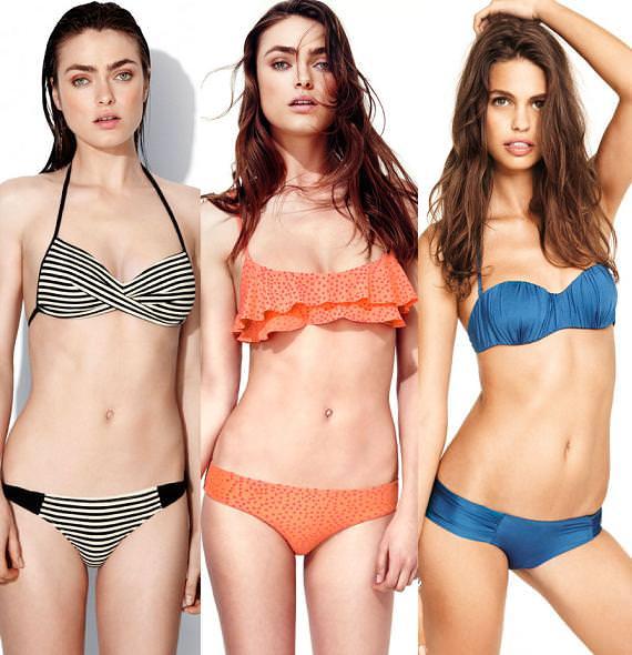 Bikinis para el verano 2013