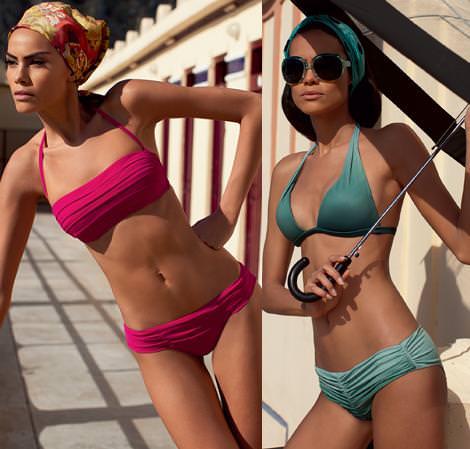 Bikinis push up 2012 de Golden Point