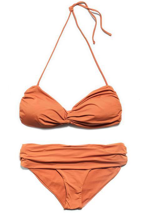 Bikinis de Zara primavera verano 2013