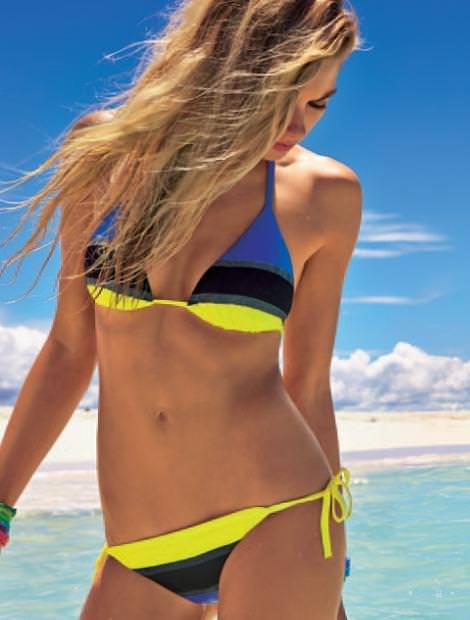 Calzedonia bikinis primavera verano 2013