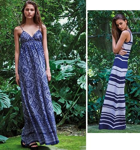 vestidos de oysho primavera verano 2014