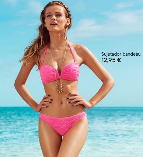 Catálogo de bikinis H&M primavera verano 2013