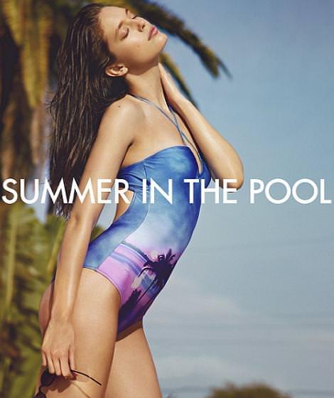 Catálogo Oysho bikinis primavera verano 2013