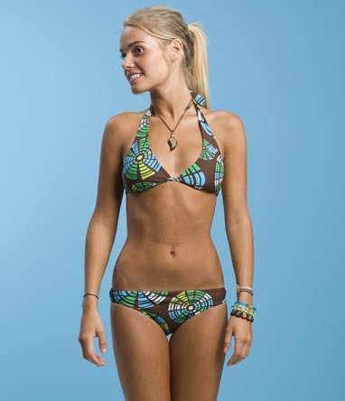 Bikinis ROXY verano 2009