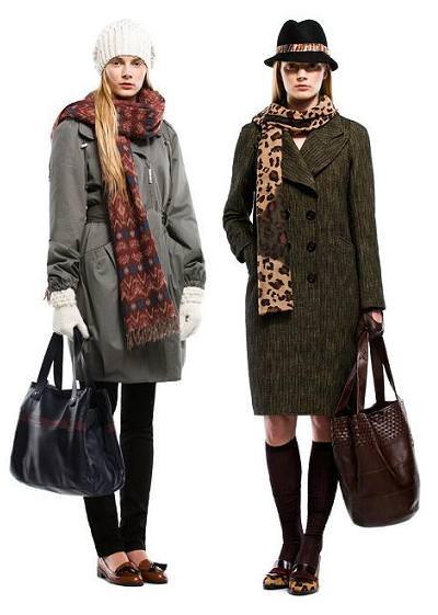 Looks de invierno 2010, perfectos para el frío