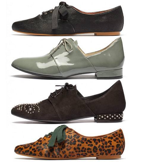 Nueva colección de Bimba&Lola: Zapatos