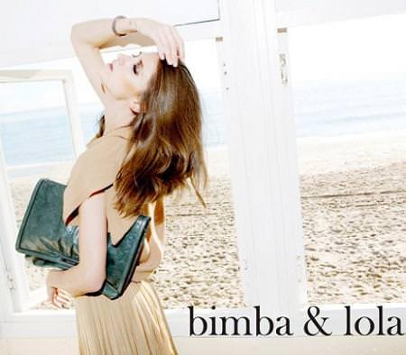 Bimba & Lola primavera verano 2010, el catálogo