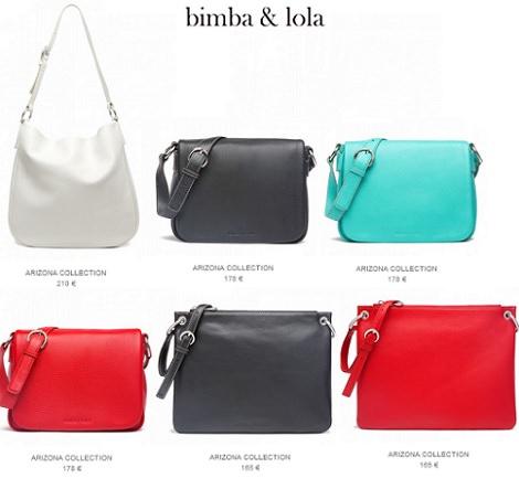 Bolsos de Bimba & Lola primavera 2014 ; a prueba de imitaciones