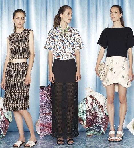faldas de bimba y lola primavera verano 2014