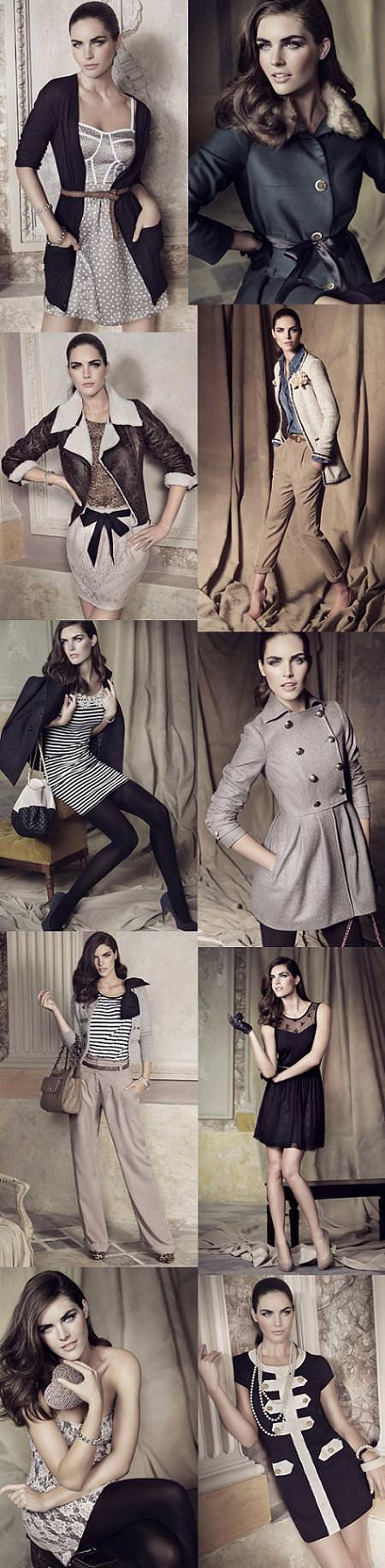 Catálogo de Blanco, otoño invierno 2010 2011