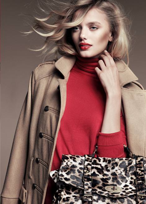 Blanco nueva colección: Great Chic para el invierno