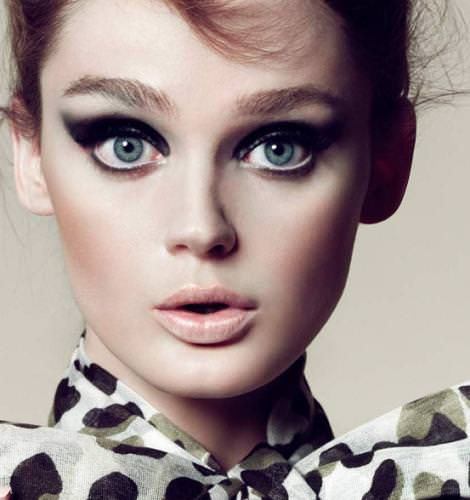 Maquillaje: Smoky eyes