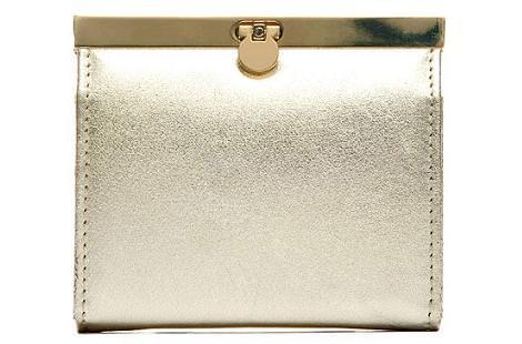 Accesorios de Blanco dorados del otoño 2011