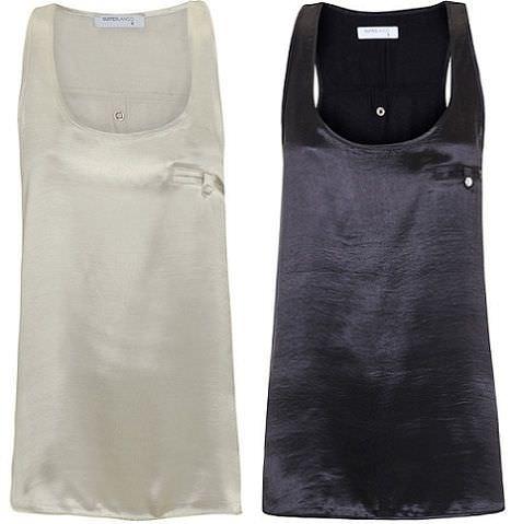 nueva ropa y complementos en Blanco
