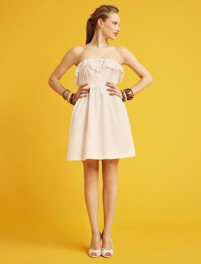 Vestidos de Blanco verano 2011