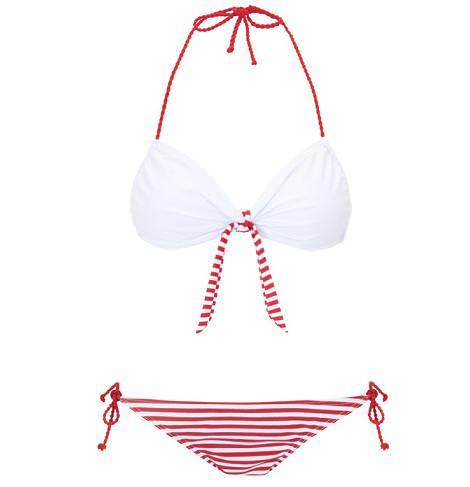 Nuevos bikinis de Blanco