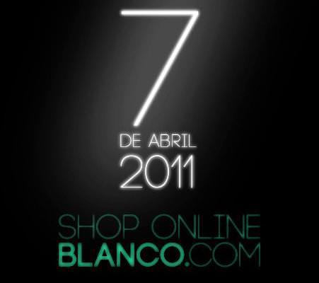 Tienda online de Blanco