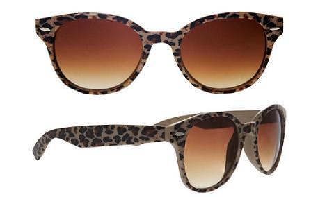 Gafas de sol de Blanco 2011