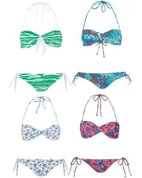 Bikinis de Suite Blanco verano 2012