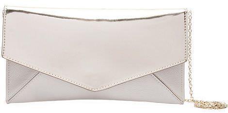 bolsos de blanco primavera 2012 metalizado