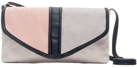 bolsos de blanco primavera 2012 tricolor