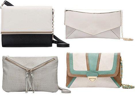 bolsos de blanco primavera 2012
