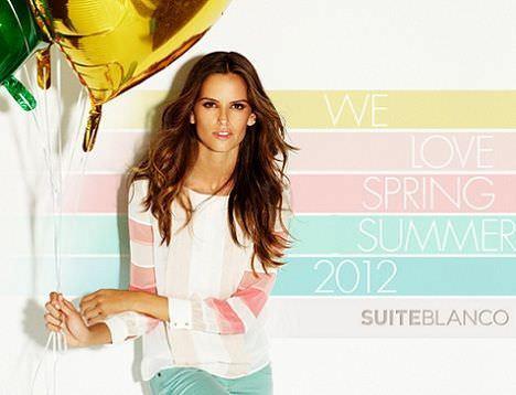 catalogo de blanco primavera verano 2012 al completo