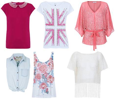 Colección de Blanco verano 2012