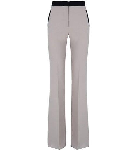 blanco primavera 2012 pantalon campana