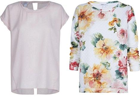 Nueva colección de ropa de Blanco primavera verano 2014