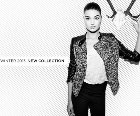 catalogo de blanco invierno 2014