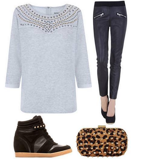 Blanco moda otoño invierno 2012 2013
