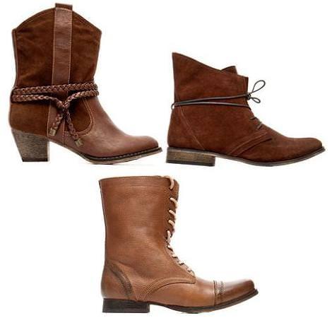 Zapatos de Blanco otoño 2012