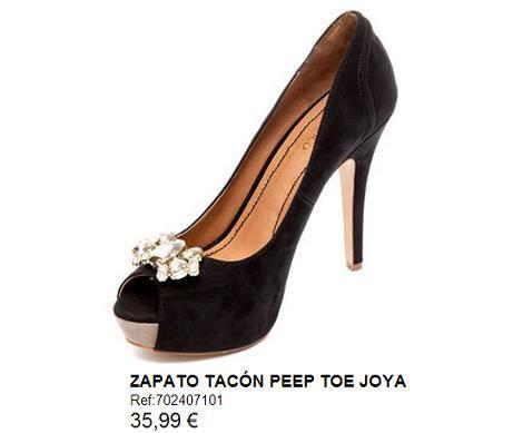 Zapatos de fiesta de Blanco 2012 2013
