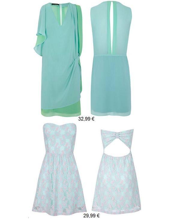 Blanco ropa 2013 colección moda verano