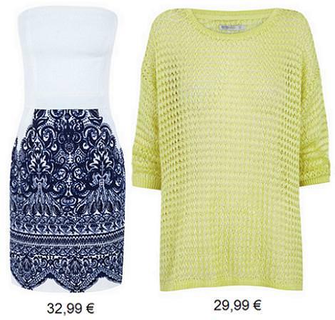 Tienda Blanco nueva ropa primavera verano 2013