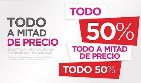 Rebajas en Blanco: enero 2012