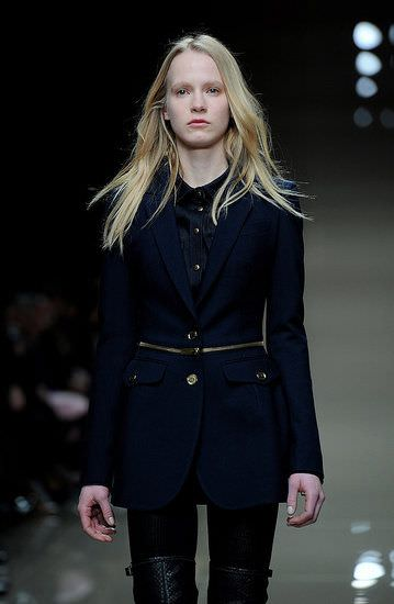 Burberry Prorsum, fall winter 2010 2011