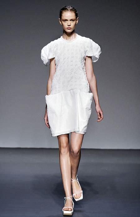 Calvin Klein, primavera verano 2010