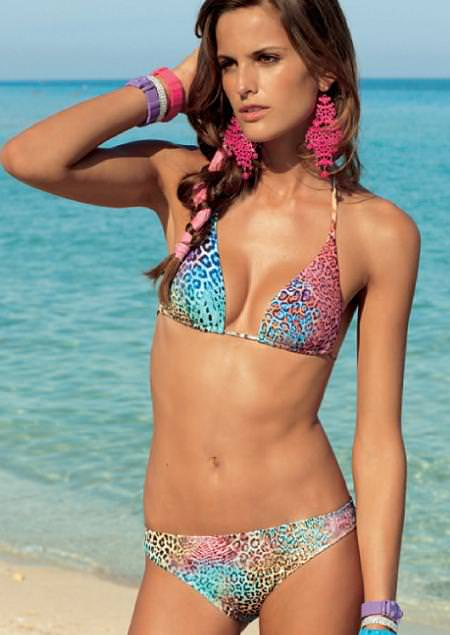 Calzedonia bikinis, verano 2010