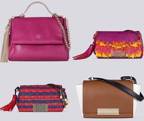 Bolsos de Carolina Herrera primavera verano 2014  morir de glamour ... cc74f5492747