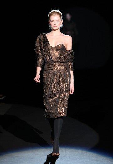 Carolina Herrera, moda otoño invierno 2009 2010