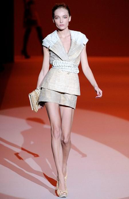 Carolina Herrera, moda primavera verano 2010