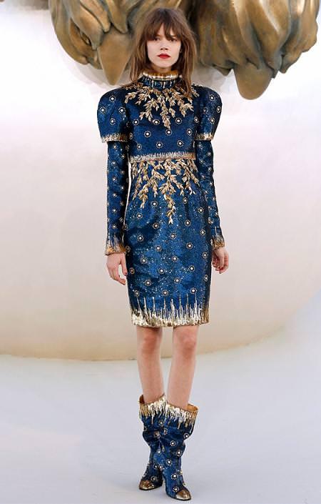 Chanel alta costura otoño invierno 2010 2011